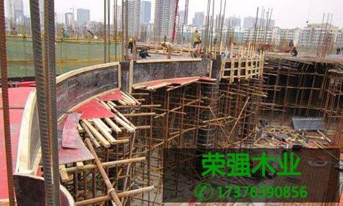 建筑模板施工
