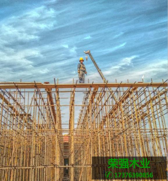 广西建筑工程模板支撑
